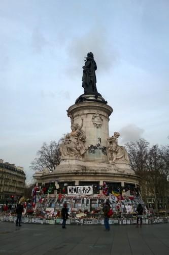 republique monument